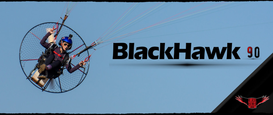 BlackHawk 90 Paramotor Package Deal Buy Online