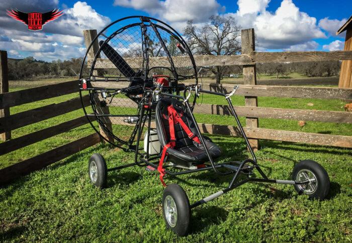 BlackHawk INTRUDER 250 EFI 4-Stroke Paramotor Package Online