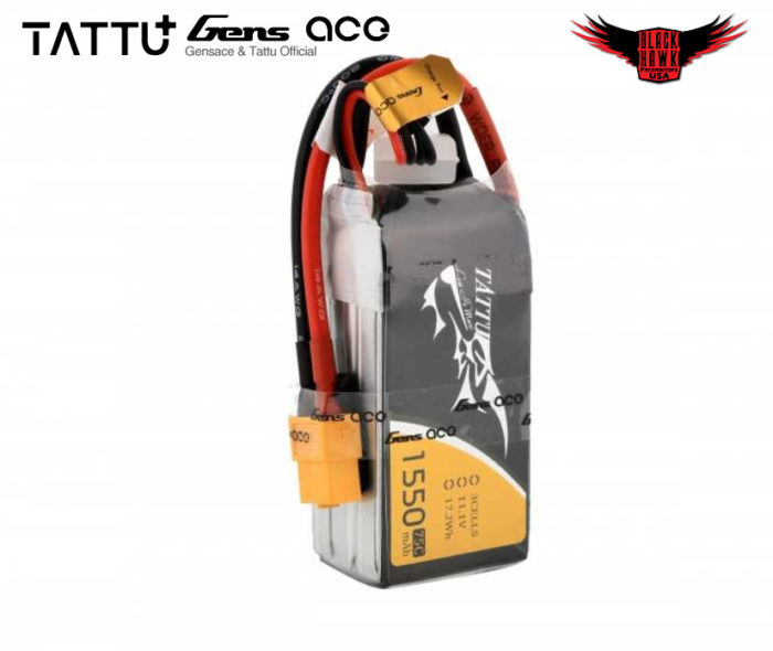 BlackHawk Paramotor Electric Start LiPo Battery For Powered Paragliding