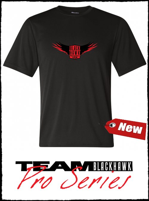 BlackHawk Paramotor Powered Paragliding T-Shirts