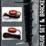 BlackHawk Paramotor 3D Printed Gauge Bracket