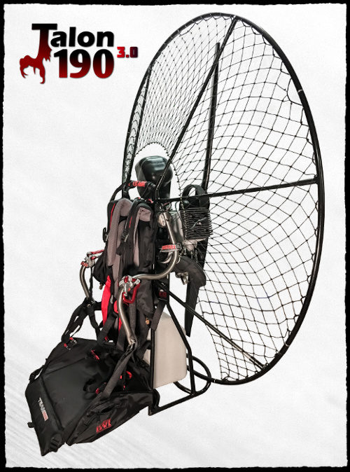 BlackHawk Talon 190 Paramotor Buy Now