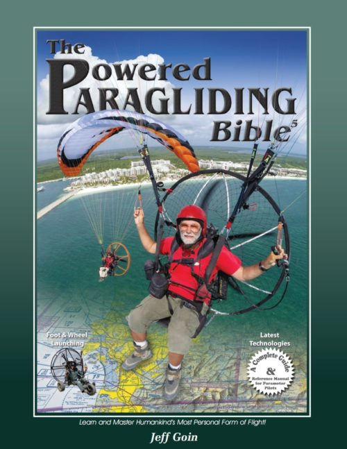 Powered Paragliding Bible 5 USPPA Jeff Goin Buy Online