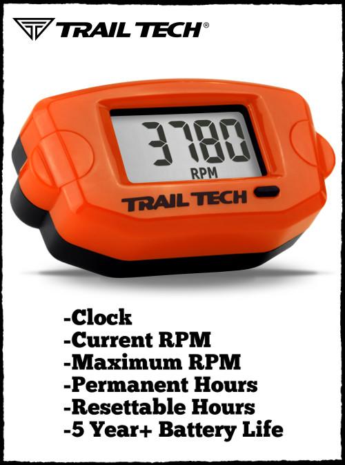Paramotor Tachometer From BlackHawk
