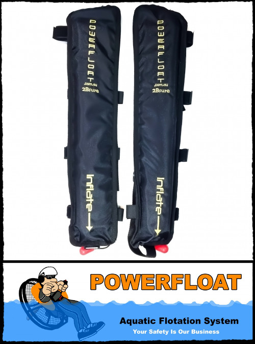 Power Float PowerFloat Paramotor Powered Paragliding Flotation Aquatic Device