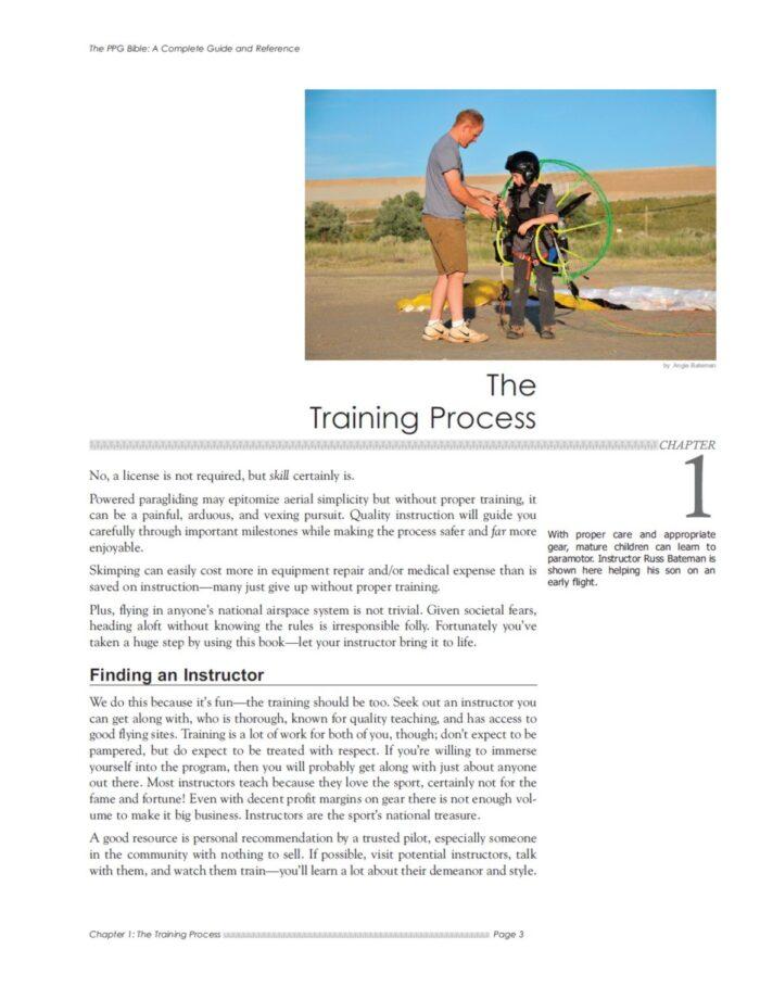 Powered Paragliding Bible 5 USPPA Jeff Goin Buy Online