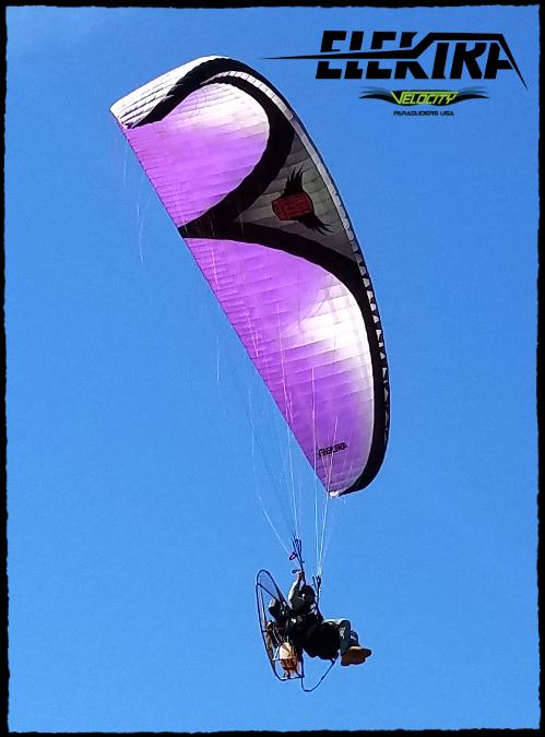 Velocity Elektra Paraglider Buy Online