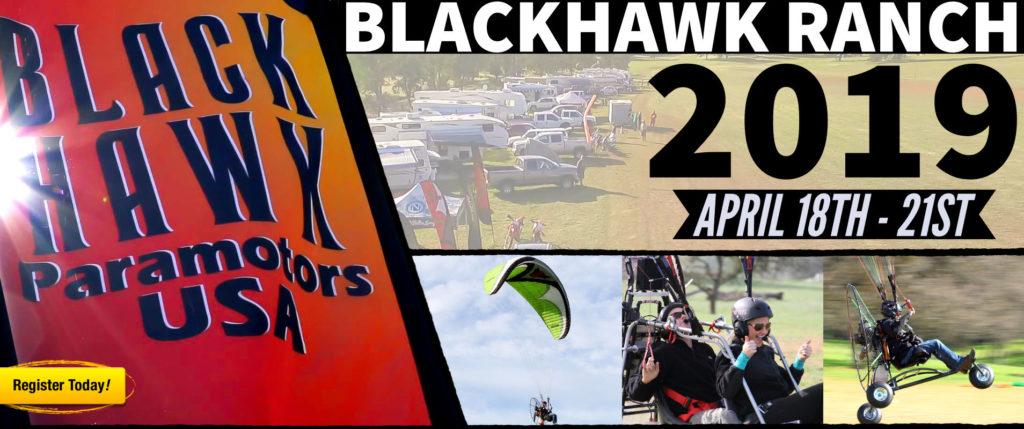 BlackHawk April Fly In 2019 Registration NOW OPEN!