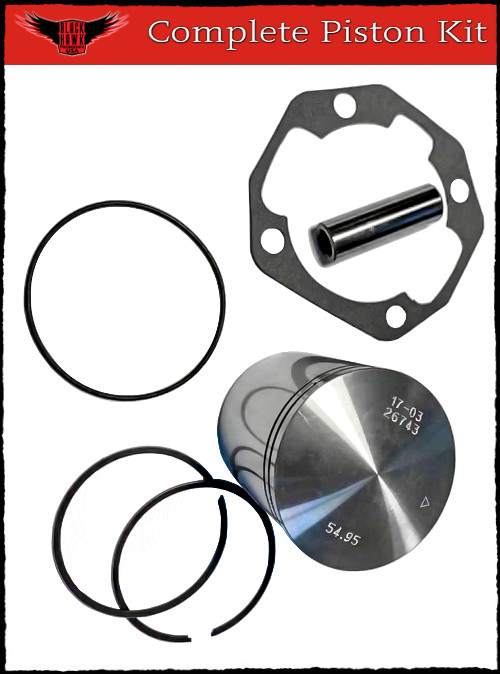 BlackHawk Paramotor Complete Piston Kit
