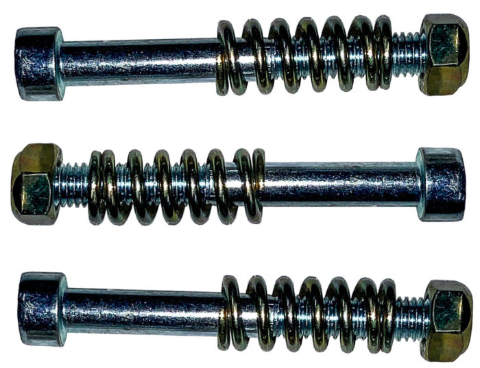 Paramotor Exhaust Bolt Spring Nuts