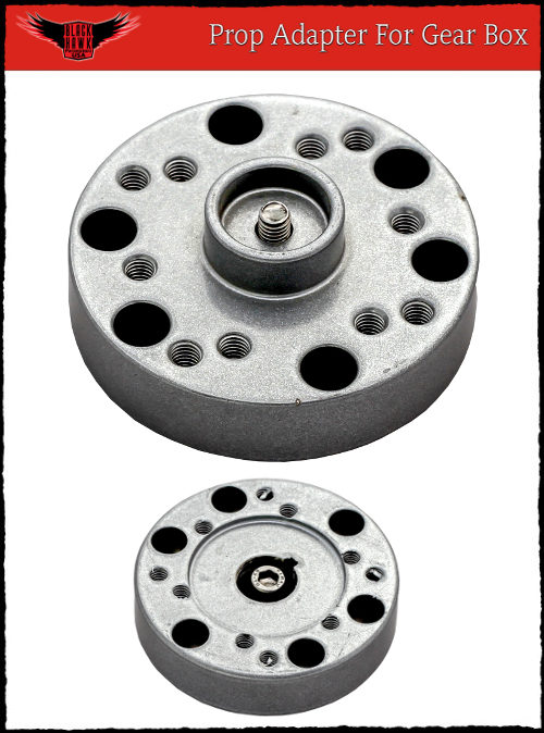 Prop Adapter For Gear Box