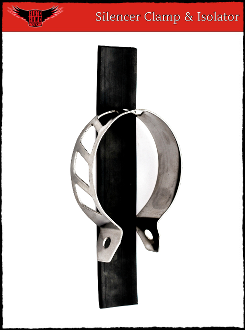 BlackHawk Silencer Clamp & Isolator Strap