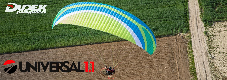 Dudek Universal 1 1 Paraglider