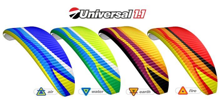 Dudek Universal 1.1 Paraglider For Powered Paragliding & Paramotor Flight