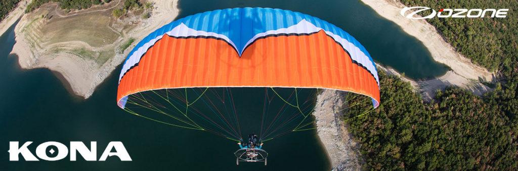 Ozone Kona Paraglider For Paramotor & Powered Paragliding