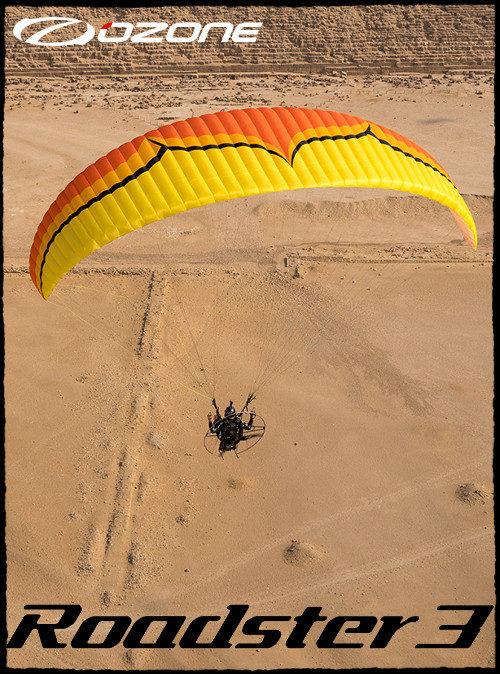 Ozone Roadster 3 Paraglider