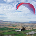 Ozone Spyder Paraglider For Powered Paragliding