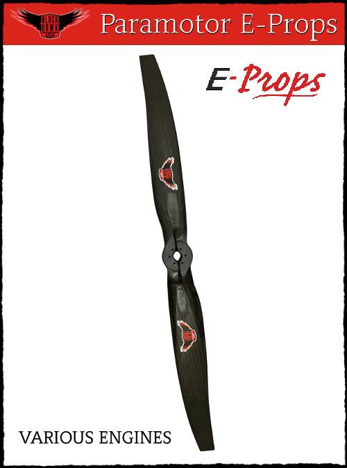 BlackHawk Paramotor E-Prop Propeller Carbon Fiber