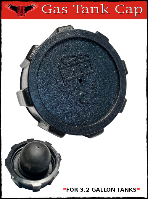 BlackHawk Paramotor Gas Tank Cap Replacement