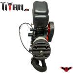 BlackHawk Titan 210 Paramotor