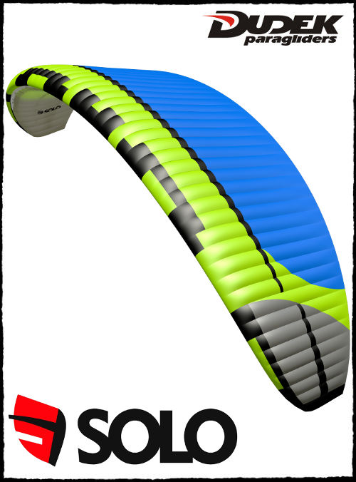 Dudek-Solo-Paraglider-For-Paramotor-Powered-Paragliding